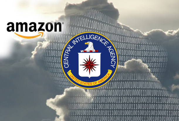 Amazon's CIA Cloud - Cloud Privacy In Question Again