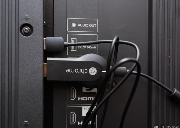 Google Chromecast - Cloud TV At Its Best
