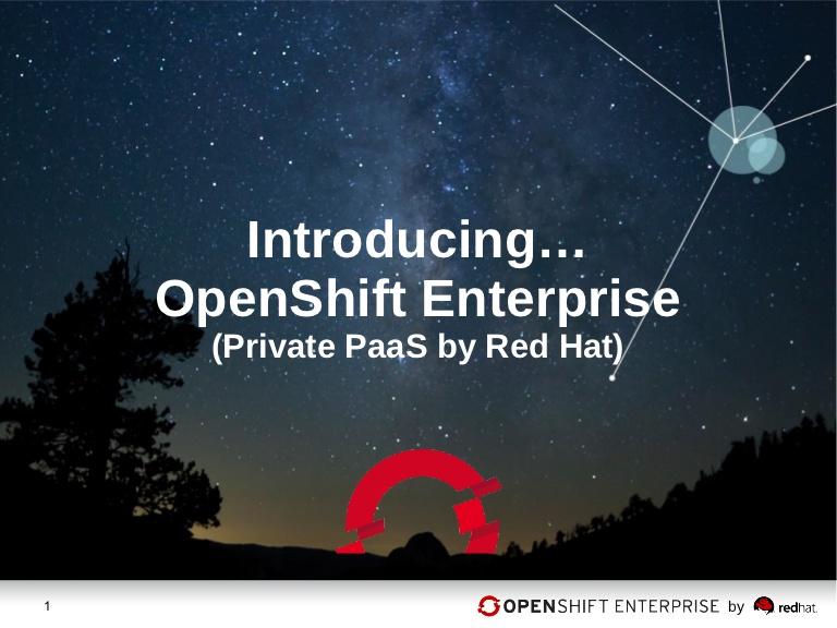 Red Hat Plants JBoss Into PaaS Cloud