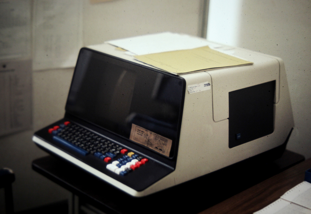 A Look At The Earliest Computers
