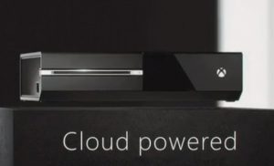 XBox One Cloud Will Be A Treat For Game Developers