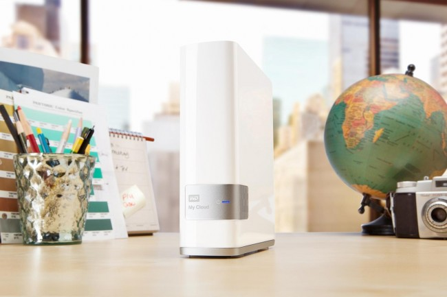 WD My Cloud From Western Digital - A New Kid In The Cloud