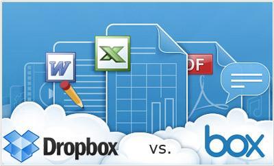 Cloud Storage War Between Dropbox and Box Heats Up Next Year