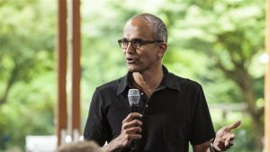 Microsoft Cloud's EVP To Become The CEO