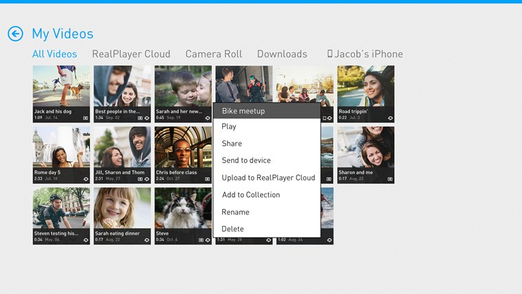 RealPlayer Cloud Made Available For Global Users