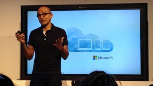 Microsoft's iPad Announcement Shows Its Commitment With Cloud Computing