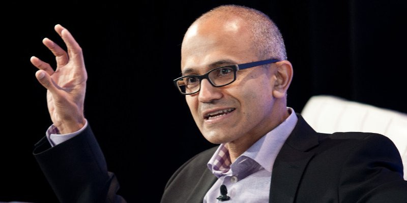 Microsoft's New CEO Sees Great Potential For Cloud Computing In India