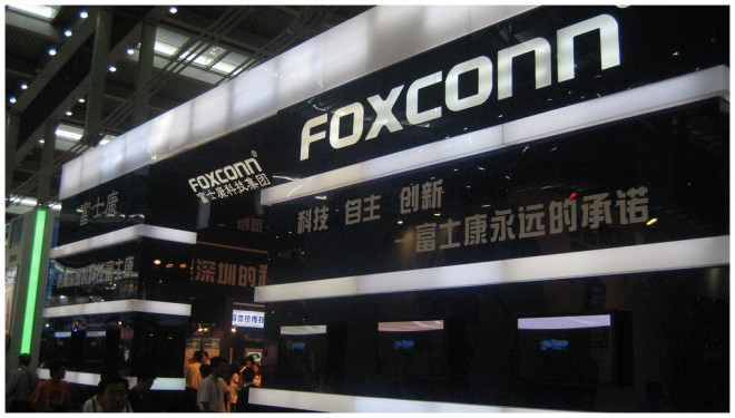 HP Partners With Foxconn To Make Low-Cost Servers For Cloud Data Centers