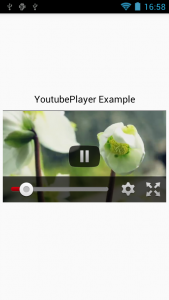 How To Make The Use Of YouTube Player View In Android